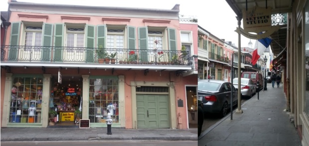 french quarter house pic