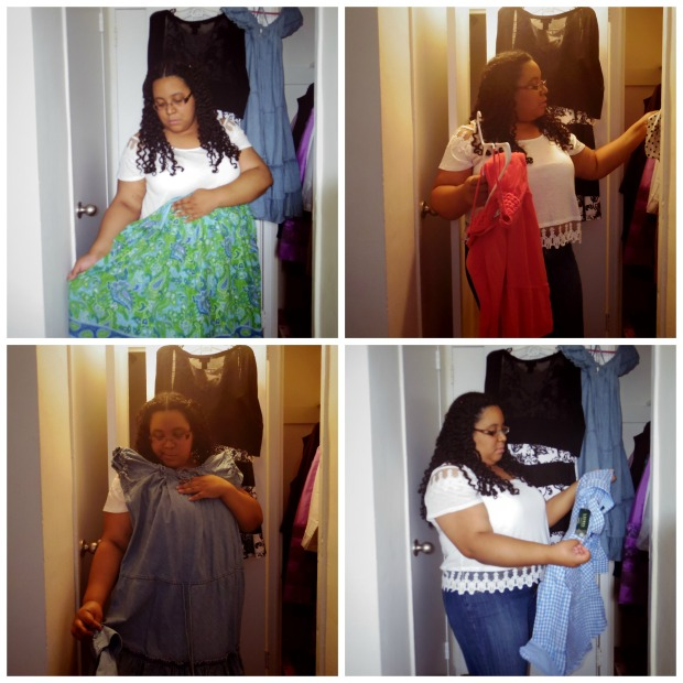 PicMonkey Collage shopping closet