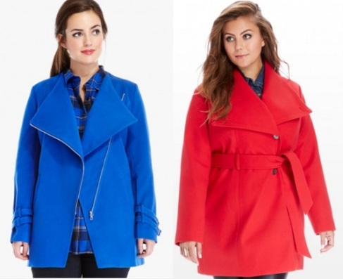 ftf colored coats