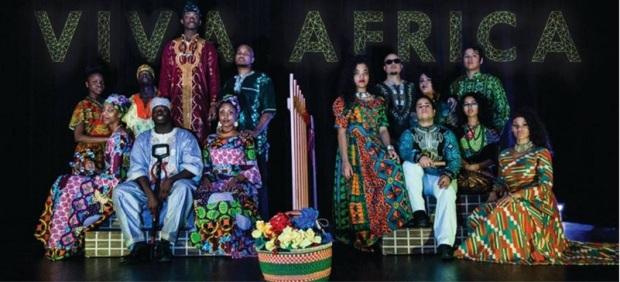 viva africa title card