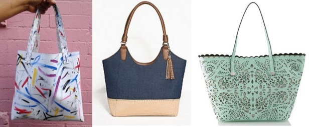 spring faves handbags and totes