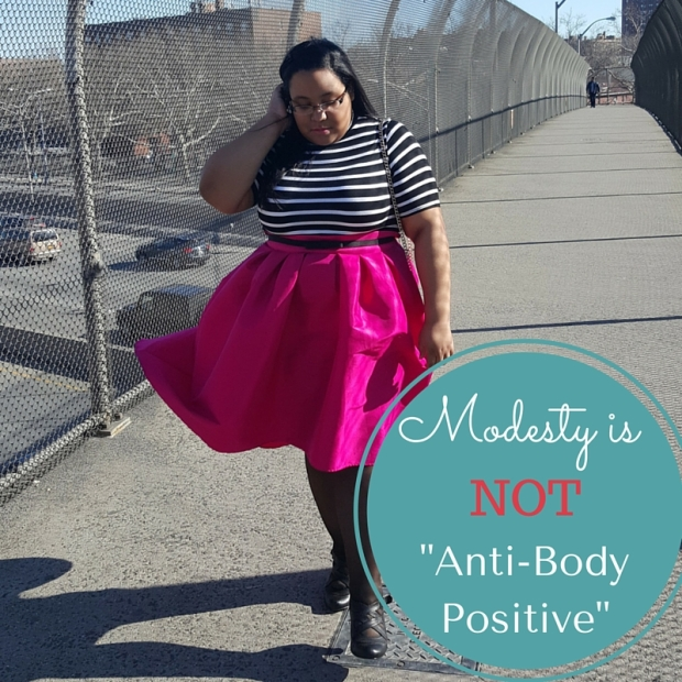 Modesty is not Anti-Body Positive
