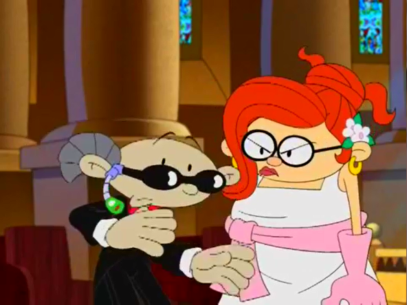 Image result for Lizzie Devine and Numbuh one