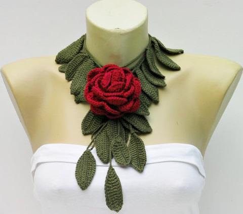 rose-scarf